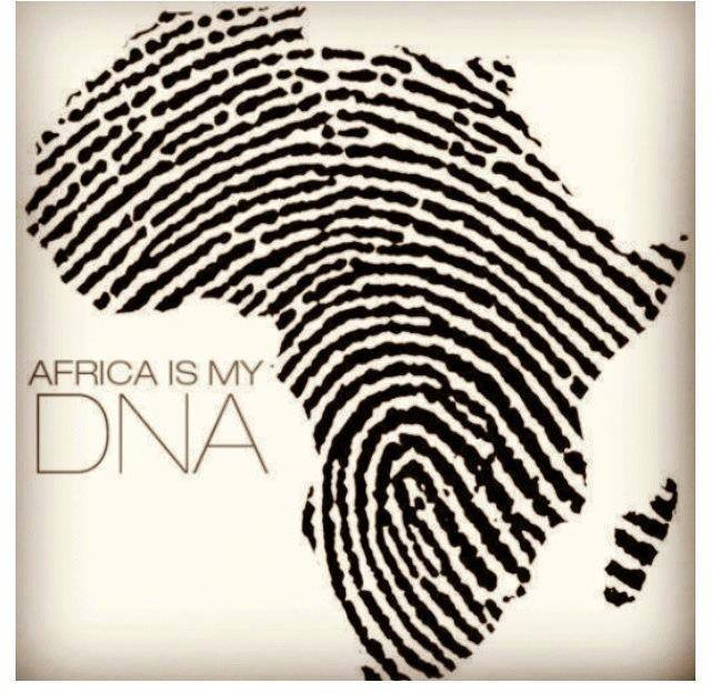 africa is my dna