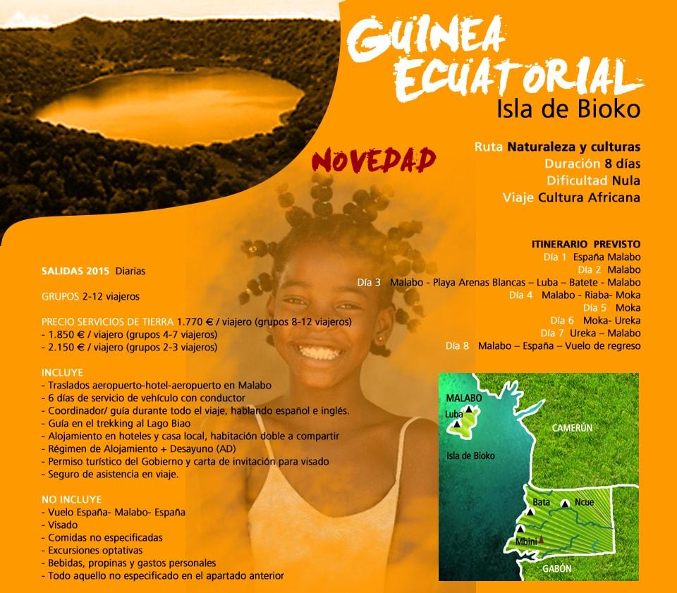 Viaje Guinea Ecuatorial - Isla de Bioko