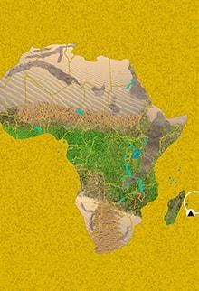 Mapa viaje mauricio