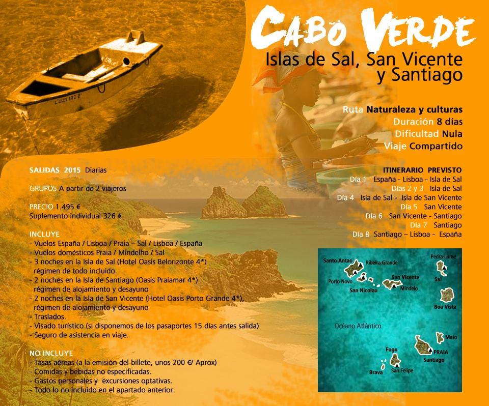 Viaje buceo y playa - Cabo Verde