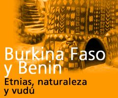 Viaje a Burkina y Benin