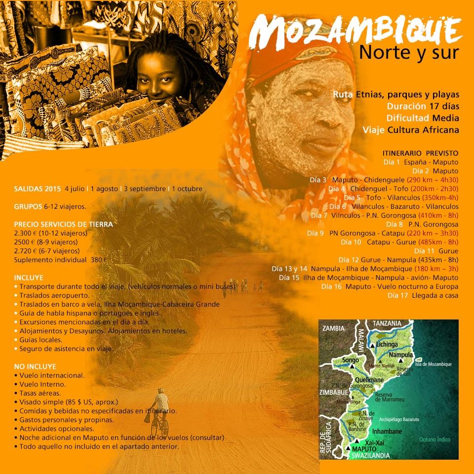 Viaje Mozambique