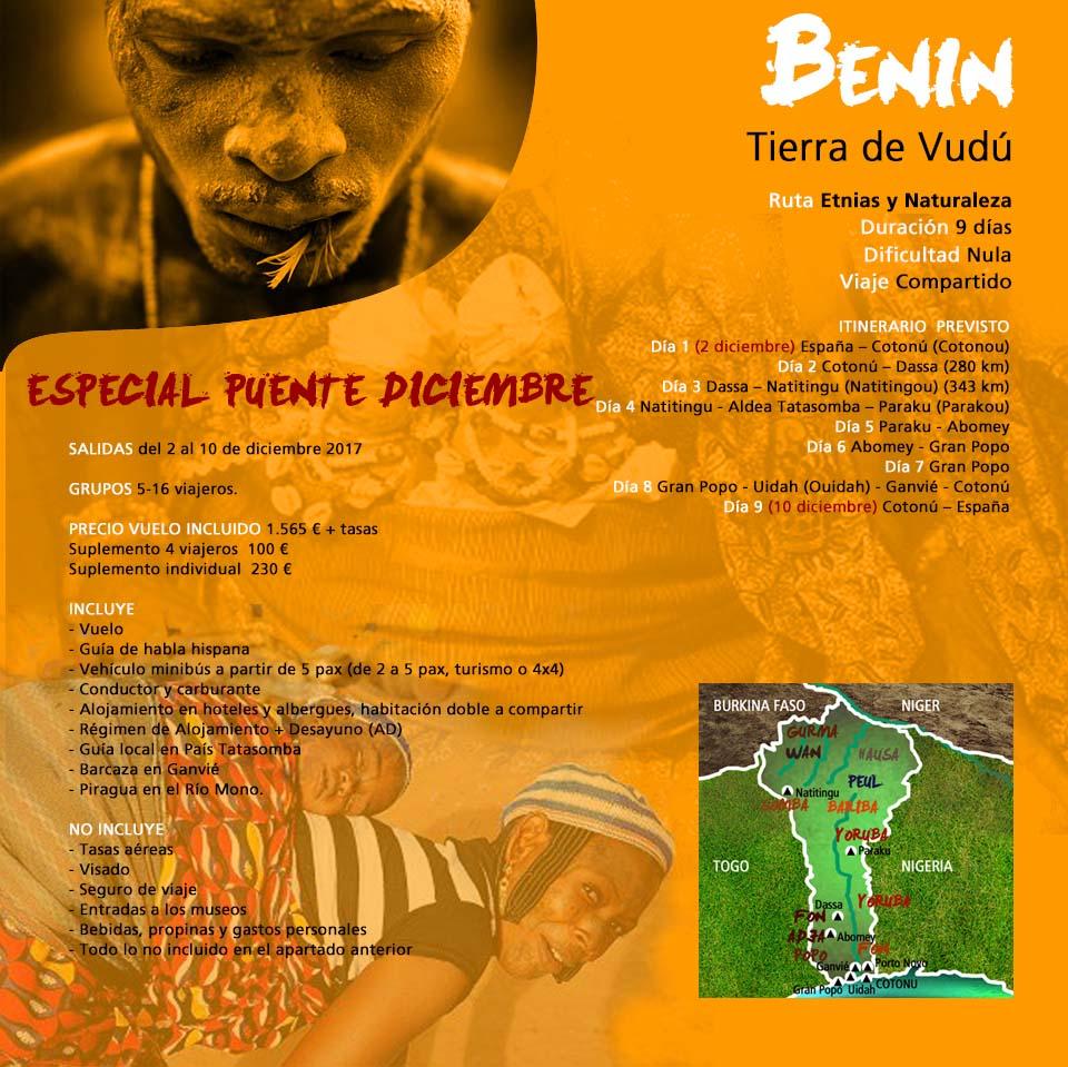 Viaje Benín - Fin de año