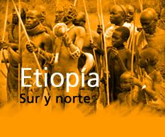 Viaje a Etiopía-Sur y norte