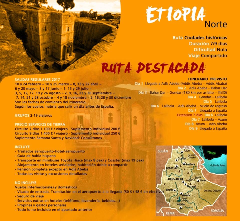 Viaje Etiopia