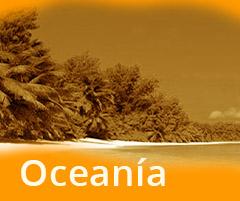 Viajes a Oceanía